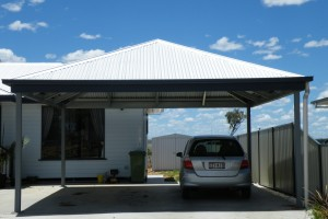 Eclipse Hip Carport